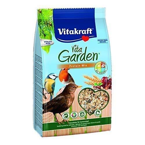 Vitakraft Vita Garden aliment àépandre protéines mélange - 5 X 1kg