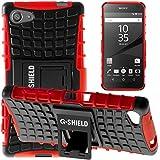 G-Shield Coque Sony Xperia Z5 Compact, Étui Housse de Protection [avec...