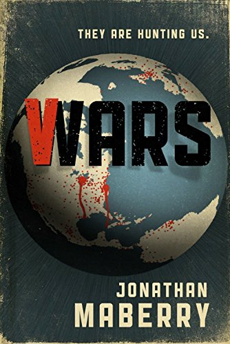 V-Wars por Jonathan Maberry