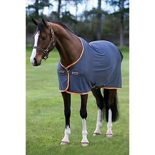 Horseware Amigo Jersey Cooler - Excal & Orange, Groesse:115 -