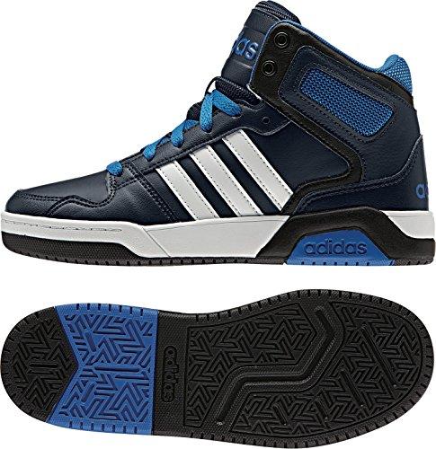adidas Jungen BB9TIS K Turnschuhe, Azul (Maruni / Ftwbla / Azul), 36 2/3 EU