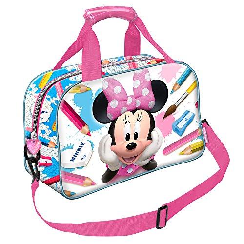 Minnie Mouse KM-37704 2018 Bolsa de Deporte, 40 cm, 1 litro