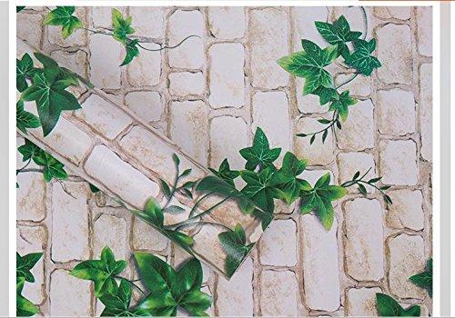 ZCHENG die Tapete Selbstklebende 10 M 60 Cm Breit ein Grünes Schlafzimmer Viertel romantische Wasserdicht Wallpaper Self-Stick, 60 Breite 10 m klettern Tiger, König 791250 -