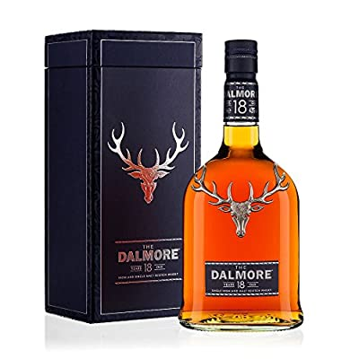 Dalmore 18 Year Old Single Malt Scotch Whisky (Case of 12 x 70cl Bottles)