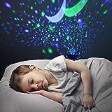 from SENDIS Night Light for Children, Sendis Baby Star Projector Night Light Kids Rotating Light