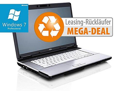 Fujitsu Lifebook E751, 15,6