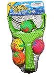 The Toy Company Wasserbomben Schleuder für Pool 4 Sück Splash Ball