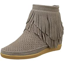 SHOE THE BEAR Emmy Fringes, Zapatillas Altas Para Mujer