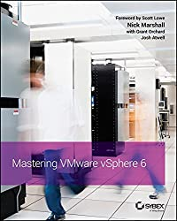 [(Mastering VMware vSphere 6)] [By (author) Nick Marshall ] published on (May, 2015)