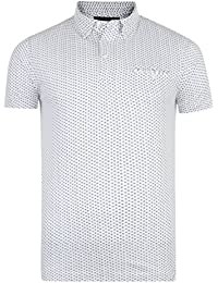 French Connection Nerine Ditsy Polo-Polo Hombre,