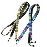 Anbau Ethnic Multicolor Cotton Eyeglasses Rope Sunglasses Holder Retainer 70cm