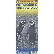 Patagonia & Tierra del Fuego : 1/2 000 000 - 1/750 000