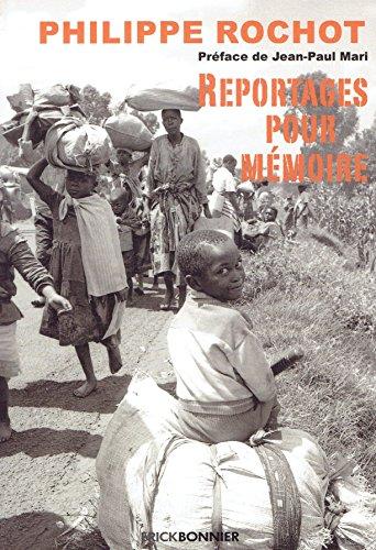 Reportages pour mémoire : 40 ans de jou...