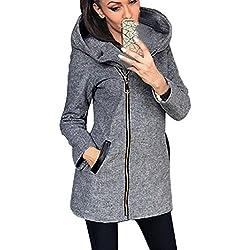 1e41013910 Cappotto donna per un caldo inverno - shopgogo