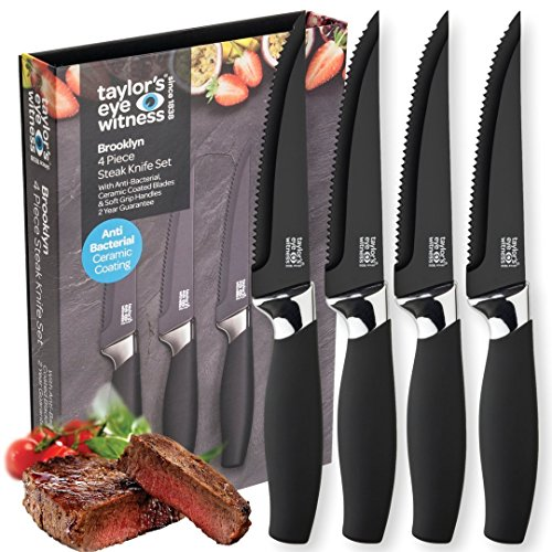 Taylors Eye Steakmesser Set Tafelmesser