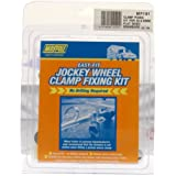 Maypole Kit de montage de collier de serrage de roue jockey