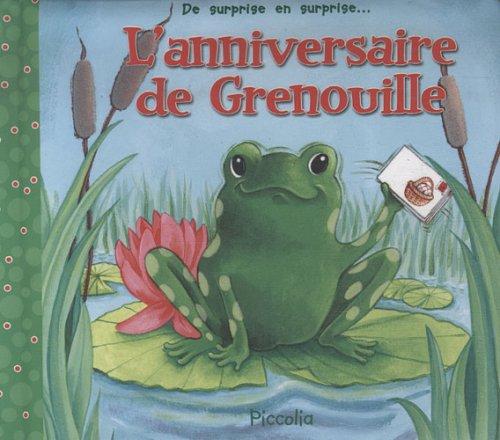L'anniversaire de Grenouille
