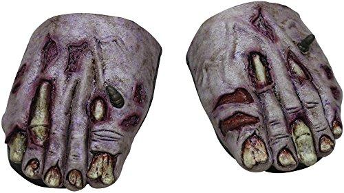 Zombie Überschuhe Halloween für Erwachsene