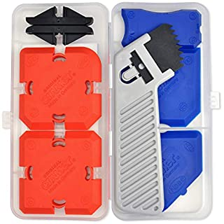 Cramer Fugi 7 Grouting & Silicone Profiling Kit with Grouting & Silicone Removal Tool.
