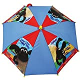 Timmy Time Umbrella - Blue and Red by Trade Mark Collections