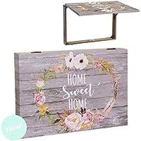 D,casa - Tapa de contador diseño romanco Home sweet Home