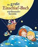 """Das gro�e Einschlafbuch: mit """"Gutenacht-Garantie"""""""
