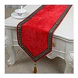 JUNYZZQ Tischläufer Amerikanischen Stil Tischdecke Couchtisch Bett Bett Bord Flagge Tisch Lange Tischdecke Stoff 30X150 cm