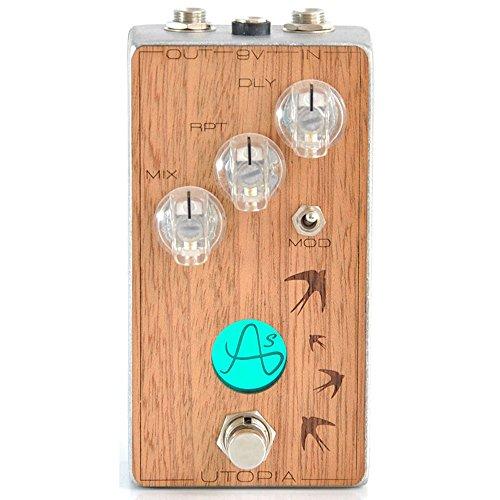 Anasounds UTOPIA Tape Echo Delay Pedal für Gitarre