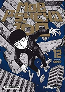 Mob Psycho 100 Edition simple Tome 12
