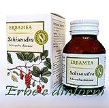 SCHISANDRA 50 capsule vegetali da 550 mg. Cali di memoria, stress, epatopatie, intossicazioni