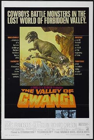 La Vallee De Gwangi - La vallée de Gwangi Poster Movie 27