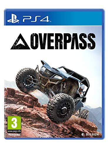 OVERPASS - PlayStation 4 (PS4) Best Price and Cheapest