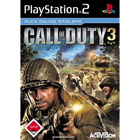Call Of Duty 3 (dt.) [Importación alemana]