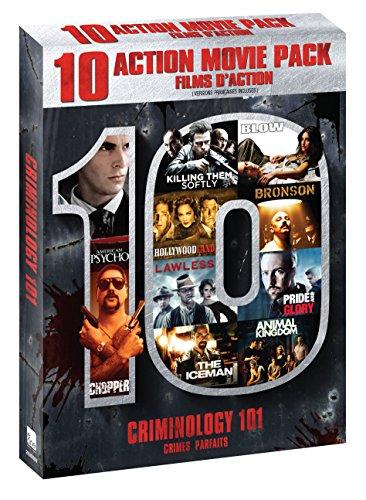 Criminology 101 (American Psycho / Chopper / Killing Them Softly / Hollywoodland / Lawless / The Iceman / Blow / Bronson / Pride and Glory / Animal Kingdom)