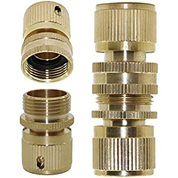 Power, Garden & Hand Tools Adhere To Fly 3/4 Female Thread Hose Pipe Joints 16mm Male Thread Plastic Quick Connectors Gardening Tools