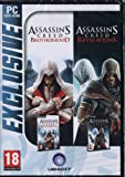 UK Import Assassin's Creed Brotherhood & Revelations Double Pack Exclusive (PC DVD)