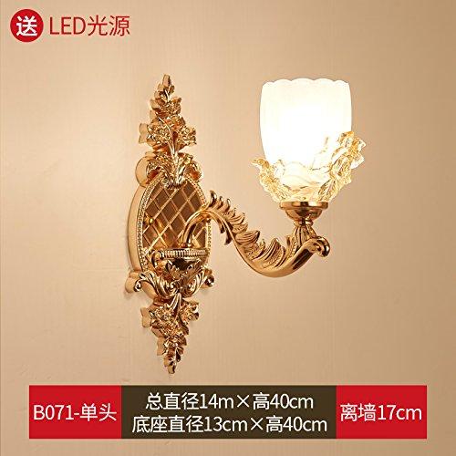Lámpara de pared Moderna Cálido,Moda Agradable Luz de Ambiente Lámpara de Lámpara...