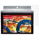 atFolix Panzerschutzfolie für Lenovo Yoga Tablet 2-8 Panzerfolie - 2 x FX-Shock-Antireflex blendfreie stoßabsorbierende Displayschutzfolie