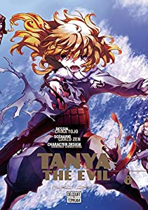 Tanya The Evil Edition simple Tome 8