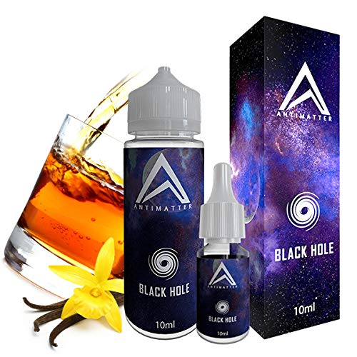 Black Hole 10ml Aroma by Antimatter e Liquid Konzentrat Nikotinfrei by MUST HAVE