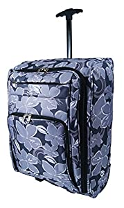 55cm Hand Luggage Ryanair Cabin Baggage size Trolley Bag Wheeled 851K