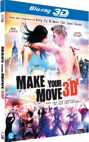 Born To Dance / Make Your Move ( ) (3D & 2D) [ Holländische Import ] (Blu-Ray)
