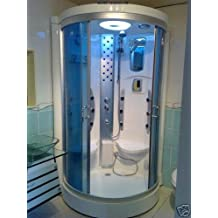 Nueva ducha de vapor Xavier con 2asientos y Cubículo Sauna 1.000x 1.000