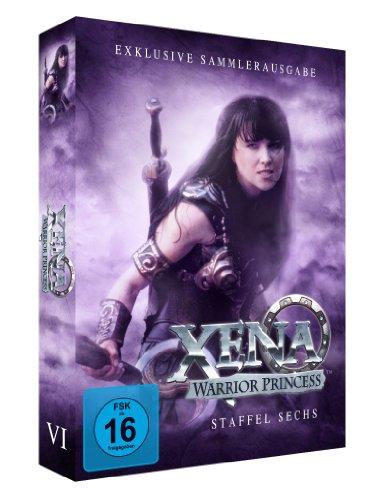 Xena Warrior Princess - Staffel 6 (6 DVDs) (Gabrielle Xena Warrior Princess)