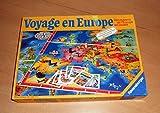 Voyage En Europe, Découverte De L'europe En Jouant - Éditions Jeu Ravensburger Attenschwiller...