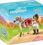 Playmobil Solana con Caballo Juguete geobra Brandstätter 70123