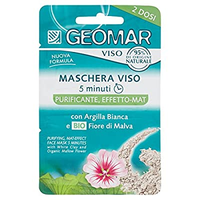 Geomar Purifying Mat Effect Face Mask from Geomar