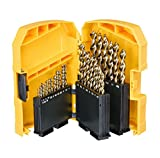 DEWALT DT7926-XJ - Tough Case grande con 29 brocas para metal Extreme 2, Ø 1 - 13mm