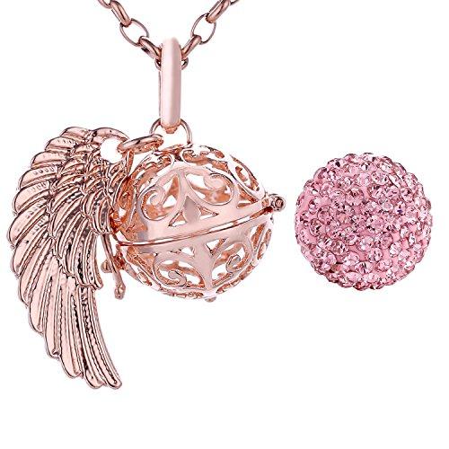 morella-collar-angel-de-la-guarda-de-acero-inoxidable-oro-rosa-70-cm-con-colgante-alas-de-angel-y-bo