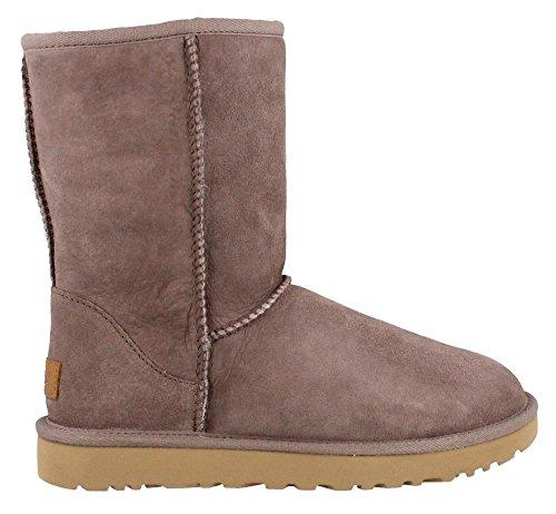 UGG Chaussures - CLASSIC SHORT II 1016223 - stormy grey Marron